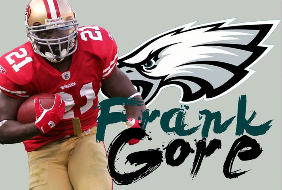 Frank Gore and Eagles Strike A Deal; Grade and Analysis