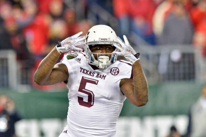 Tra Carson, RB, Texas A&M: 2016 NFL Scouting Report