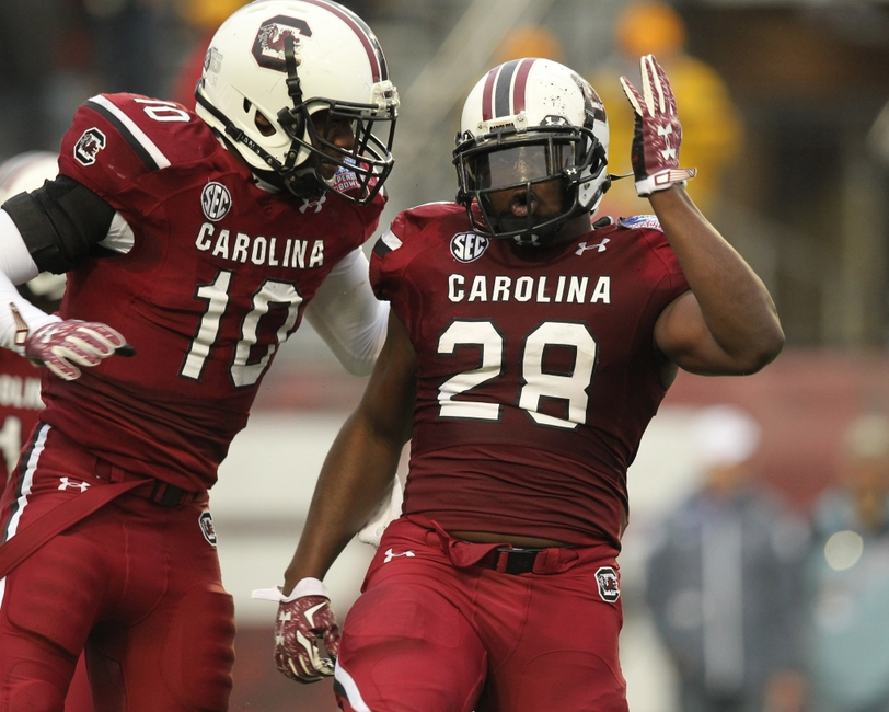 College Football Preview: South Carolina Gamecocks