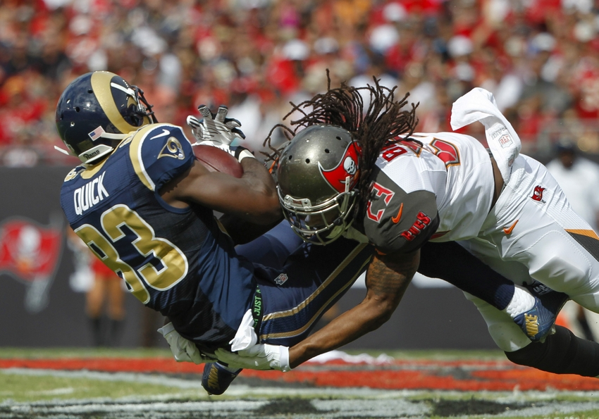 st louis rams and tampa bay buccaneers win mark barron deal
