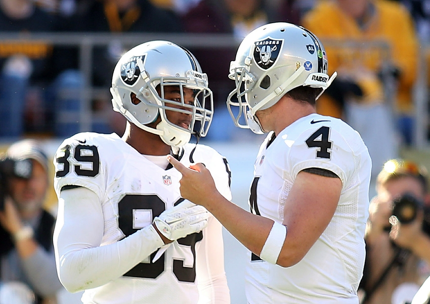 ... Jersey (Youth Large 14 Koszulka Stussy World Tour Oakland Raiders  Standout Games of 2016 Outerstuff Amari Cooper ... a1bf4bf1d
