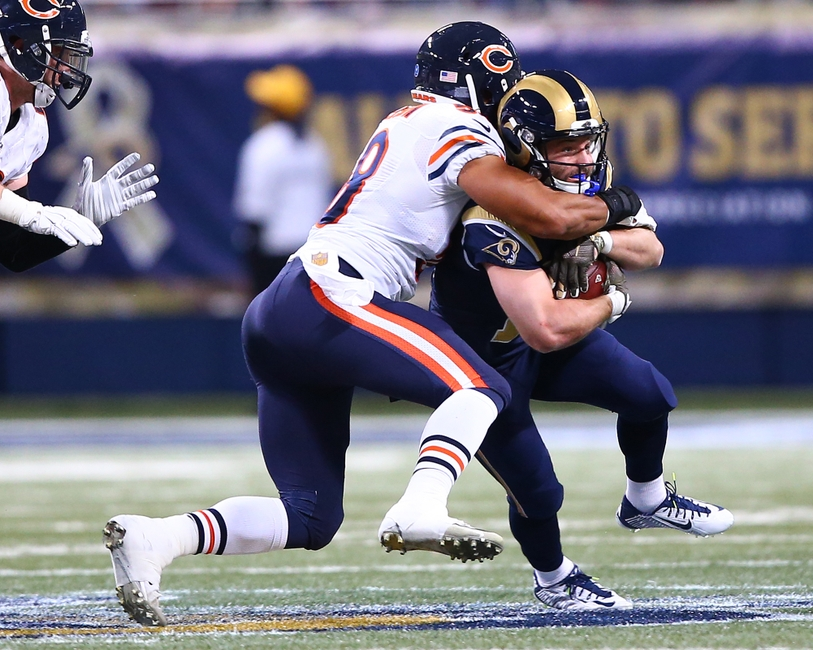 hot sale online 094a7 5a994 Chicago Bears: How 2015 Draft Class Looks Now - Page 12