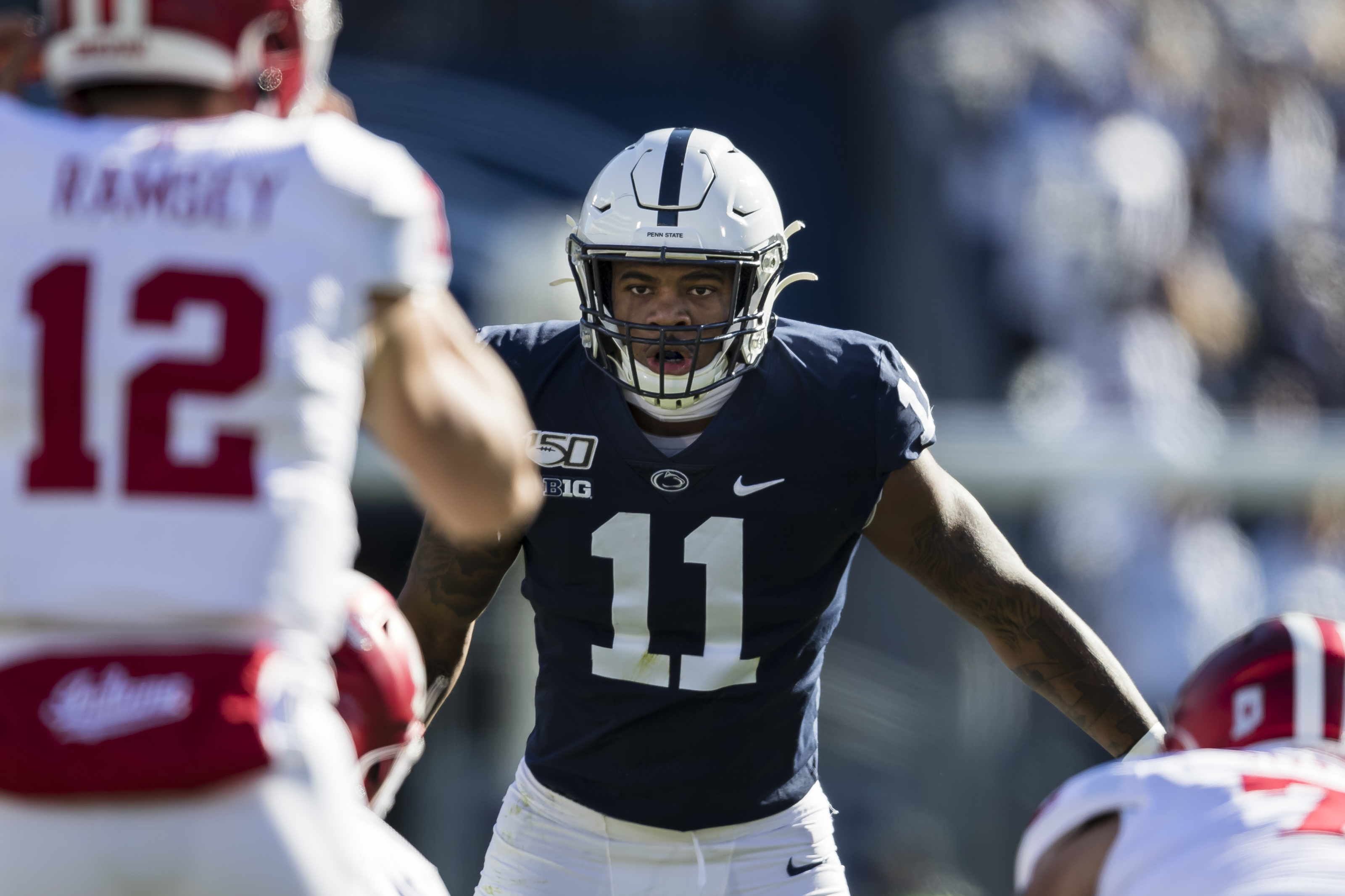 Micah Parsons Reportedly To Opt Out Of 2020 Season Enter 2021 Nfl Draft