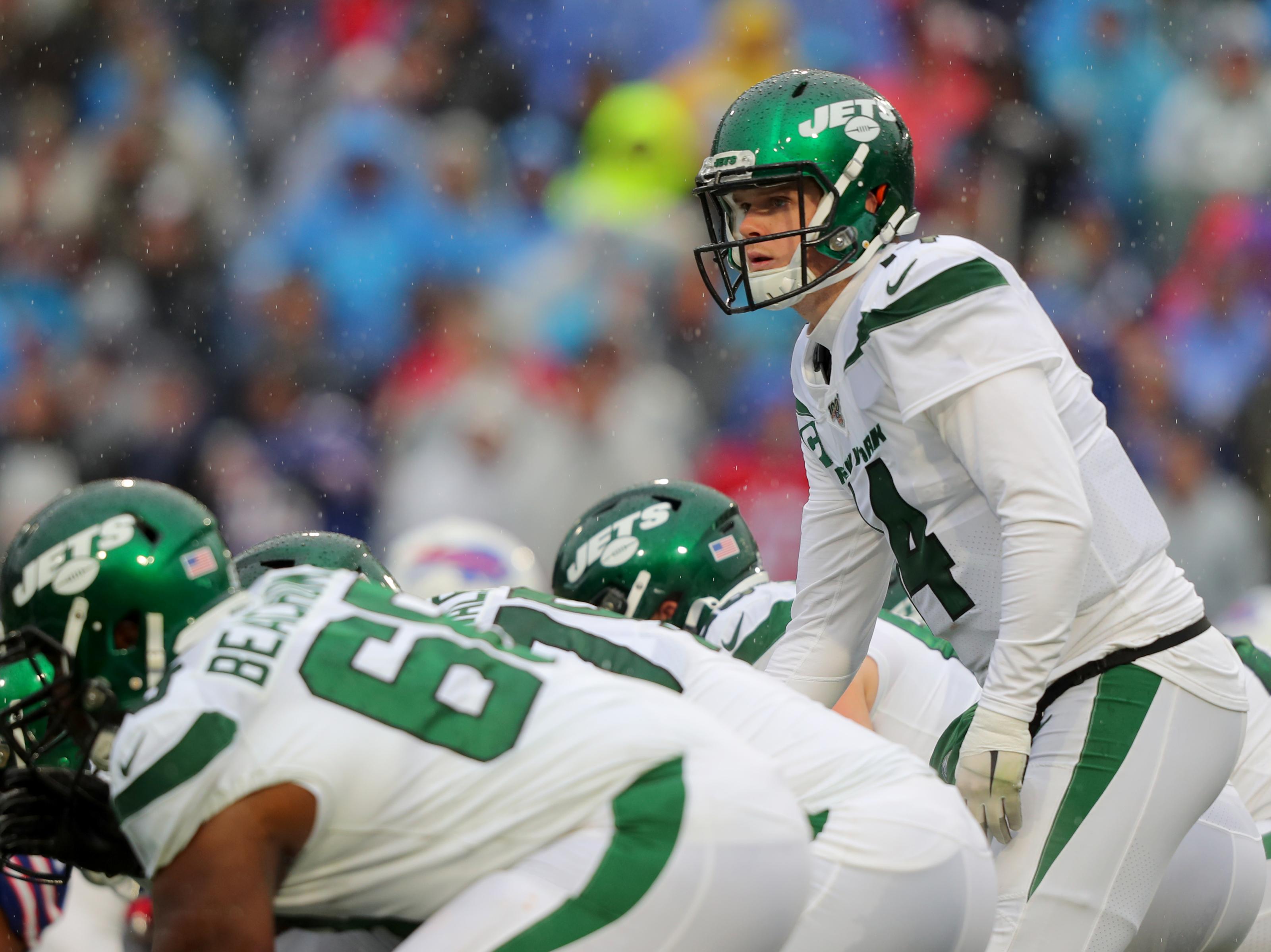 New York Jets complete seven-round 2020 NFL mock draft