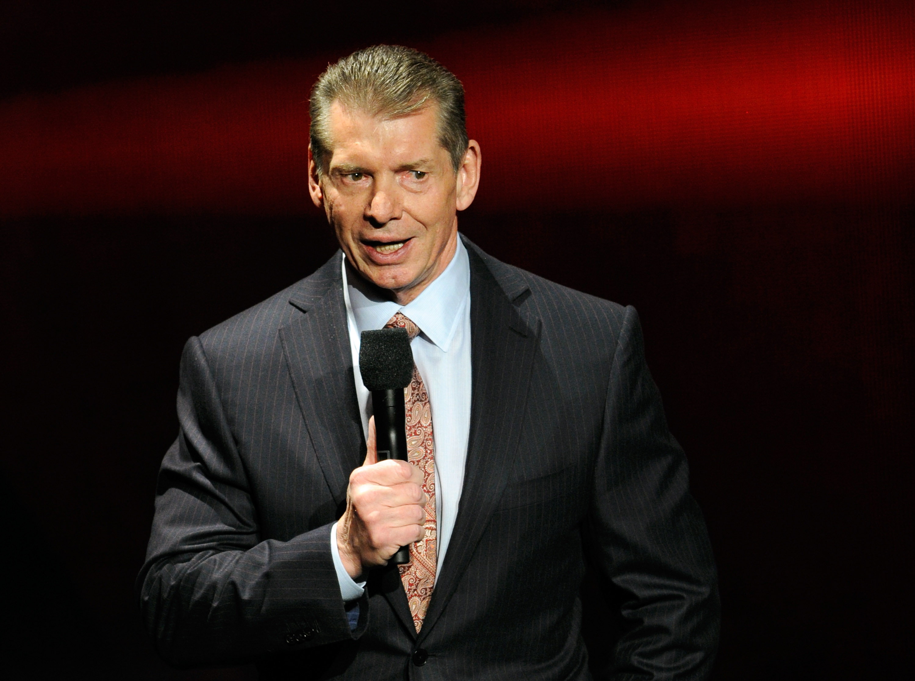 Vince McMahon considering bringing XFL back from the dead