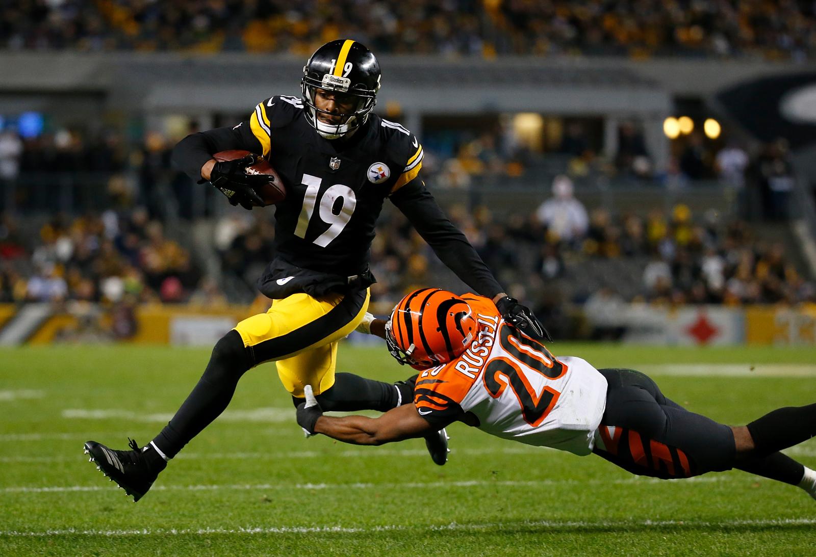 2020 NFL Draft: Pittsburgh Steelers 7-round Mock Draft