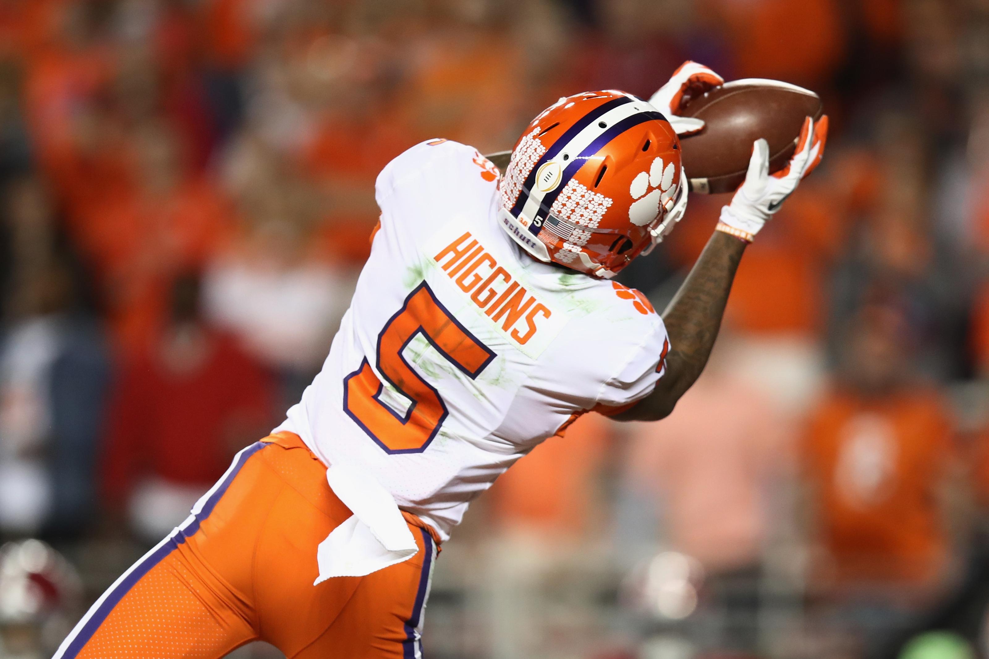 2020 NFL Draft: Clemson wide receiver Tee Higgins scouting report