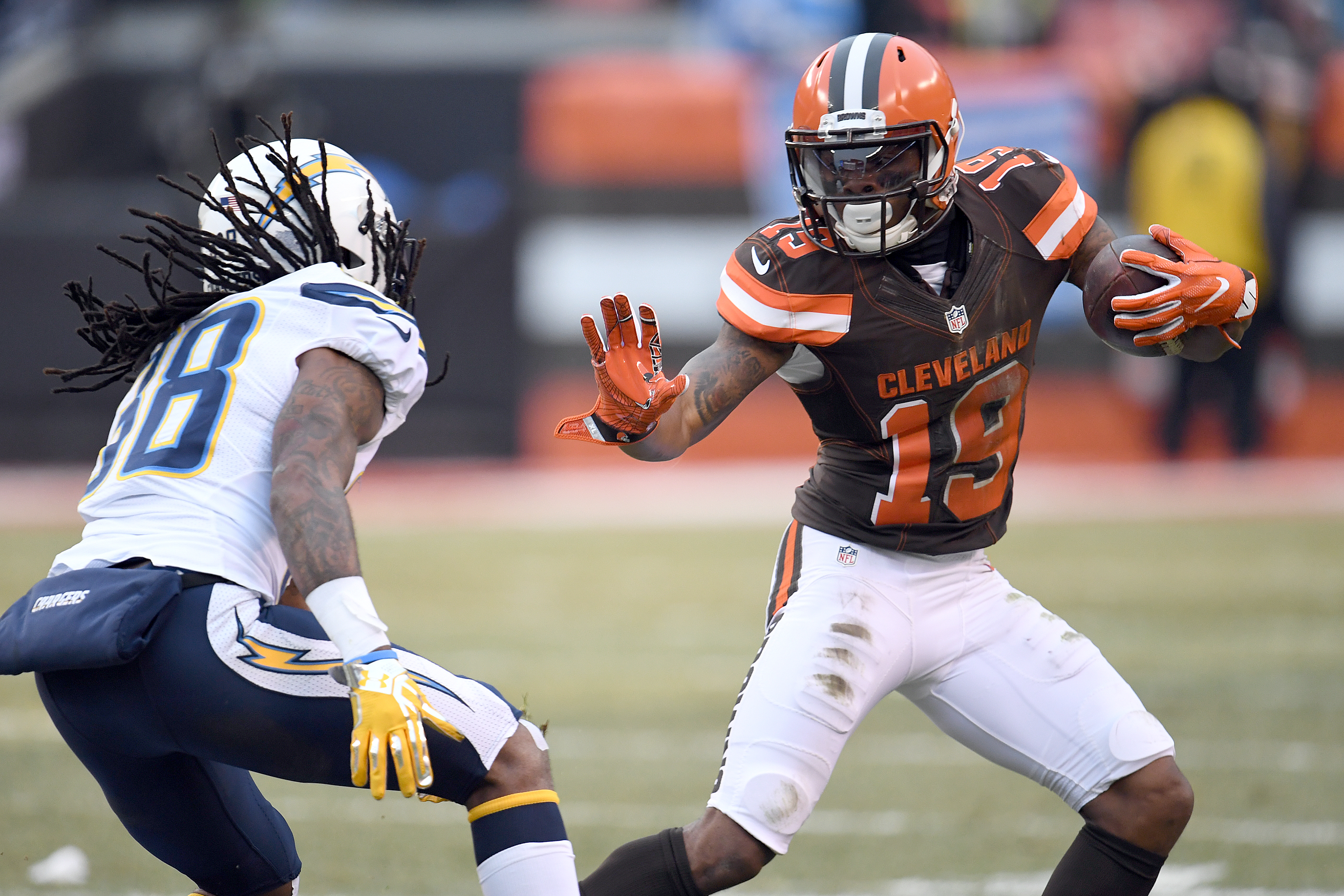 Cleveland Browns: Will free agency bring more excitement?