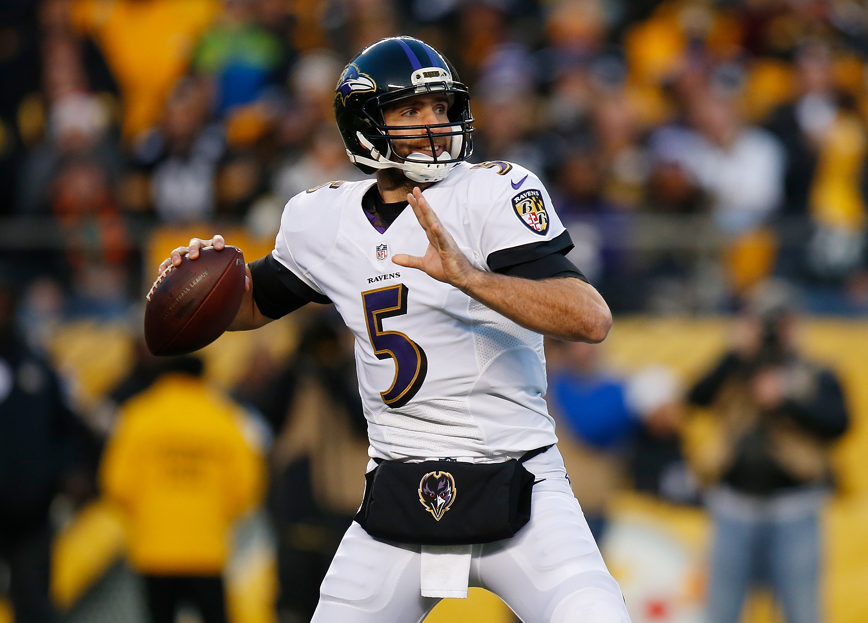 Best Rivalry In NFL On Tap: Steelers At Ravens