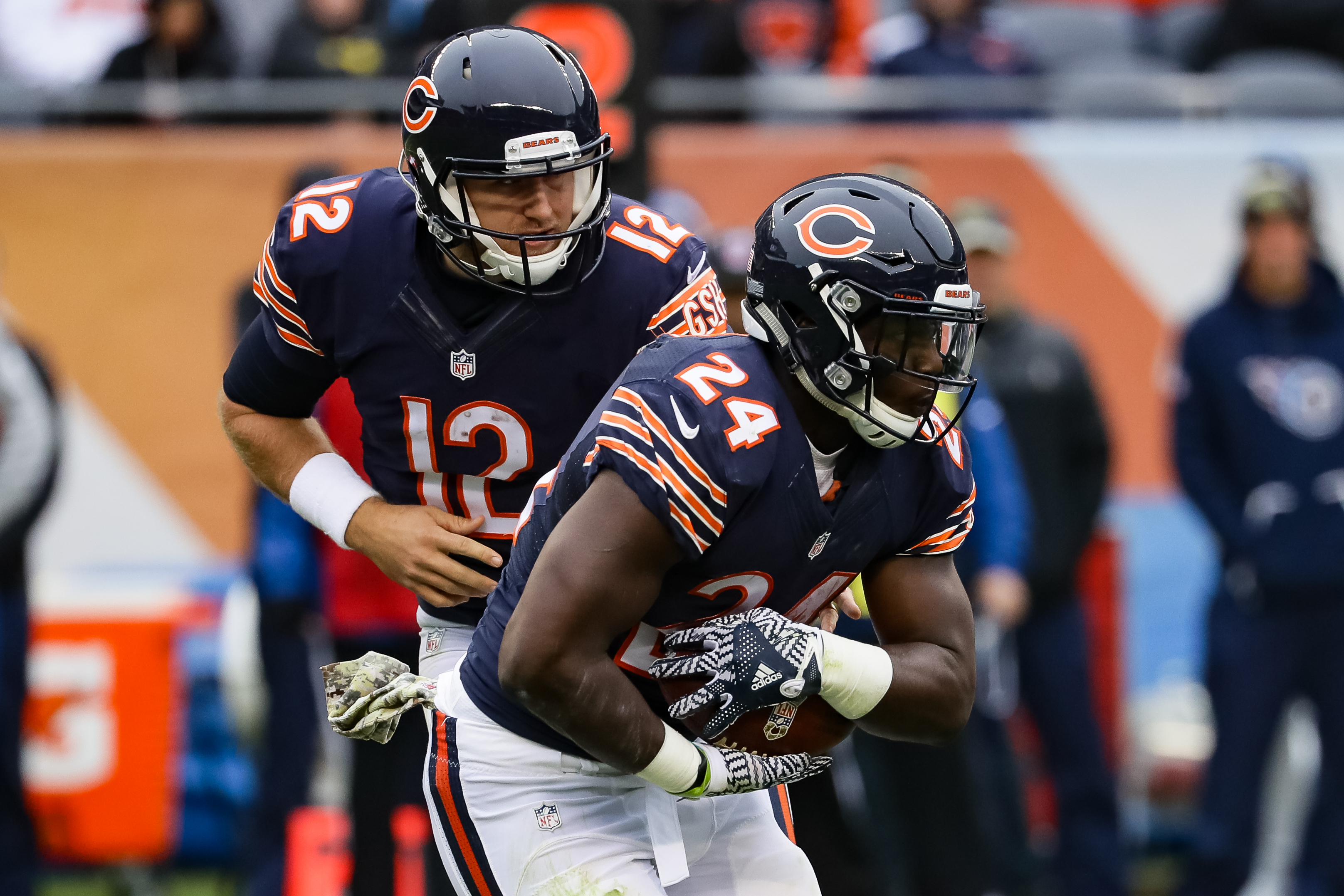 Kevin White's injury overshadows impressive Bears debut by Mike Glennon