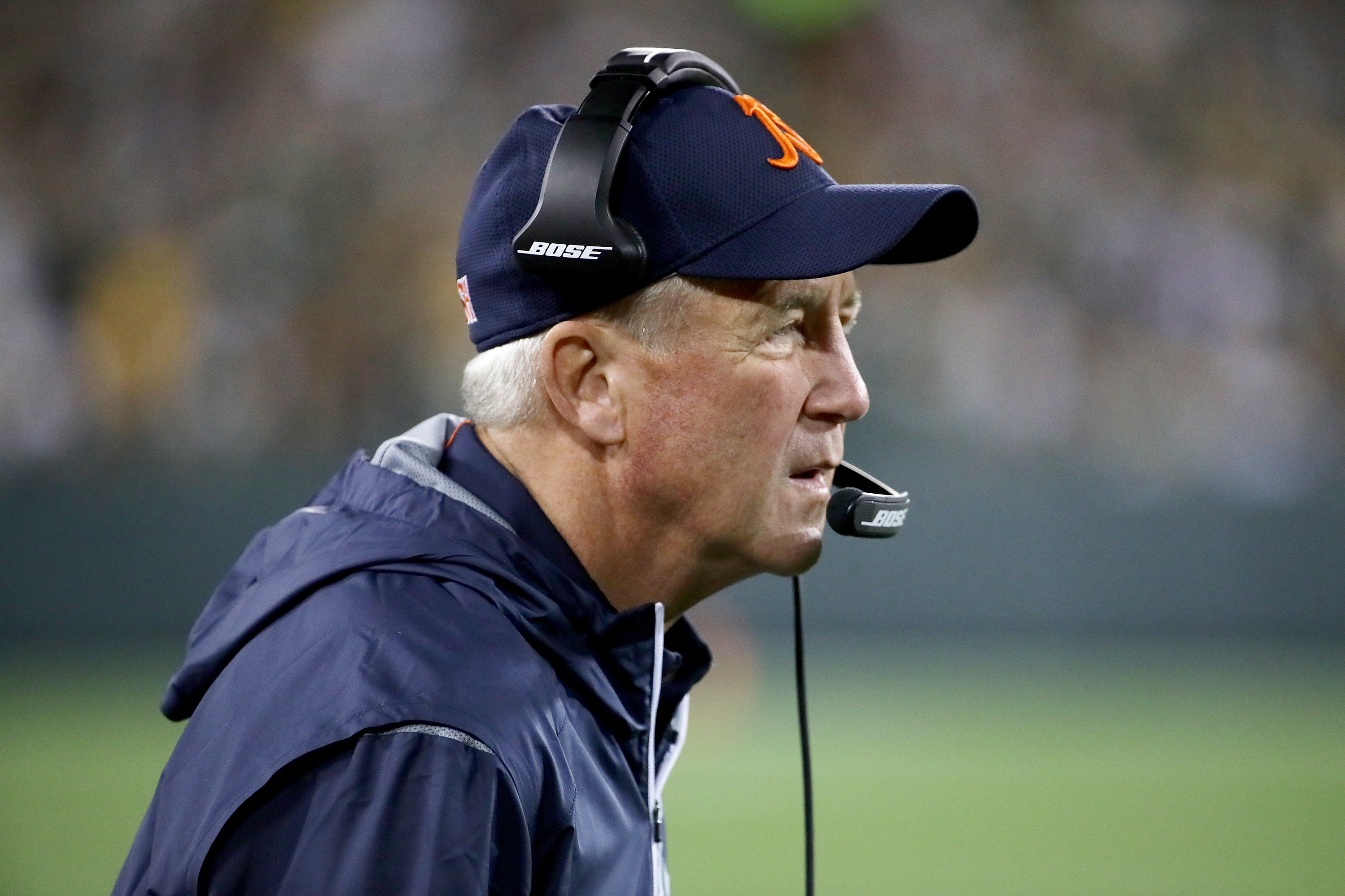 Bears mull over quarterback change during weekend away