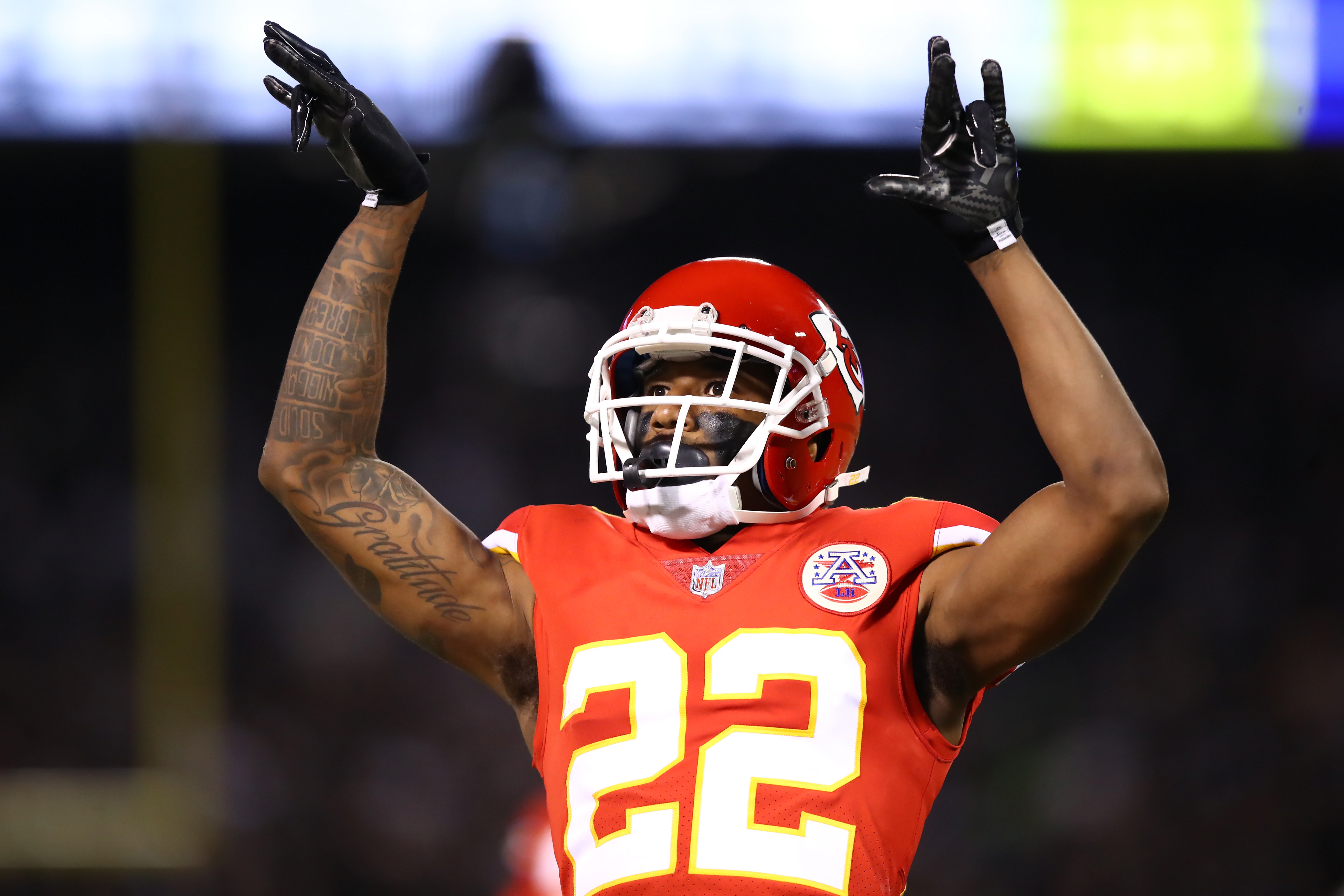 National Football League teams wondering if Marcus Peters will be traded