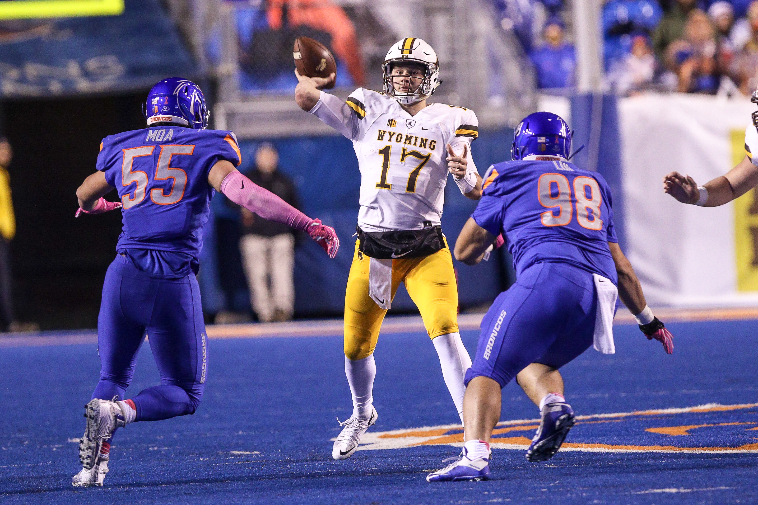 Josh Allen Says He's More Accurate Than Stats Show