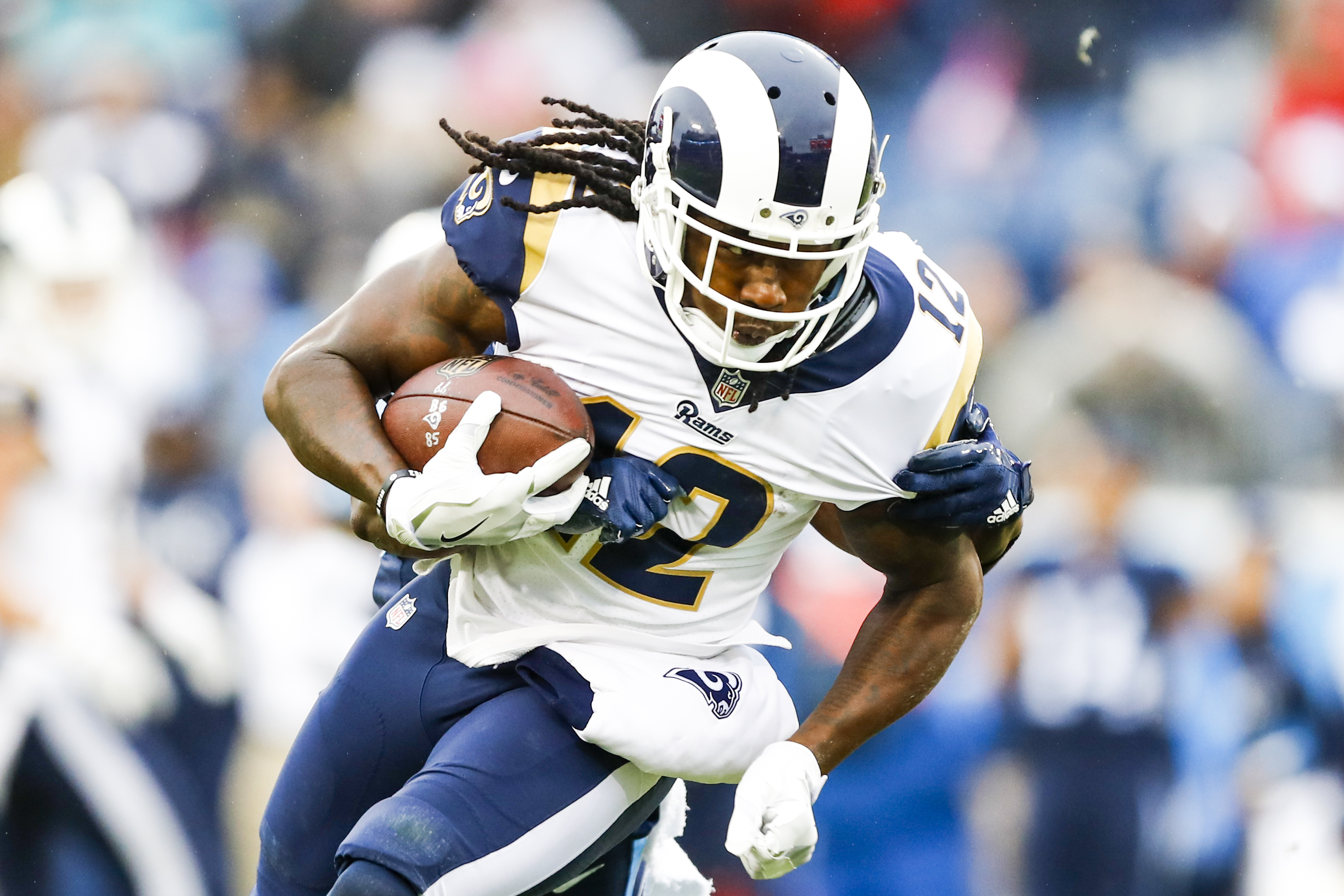 Sammy Watkins rumors: Chiefs, Bears among interested