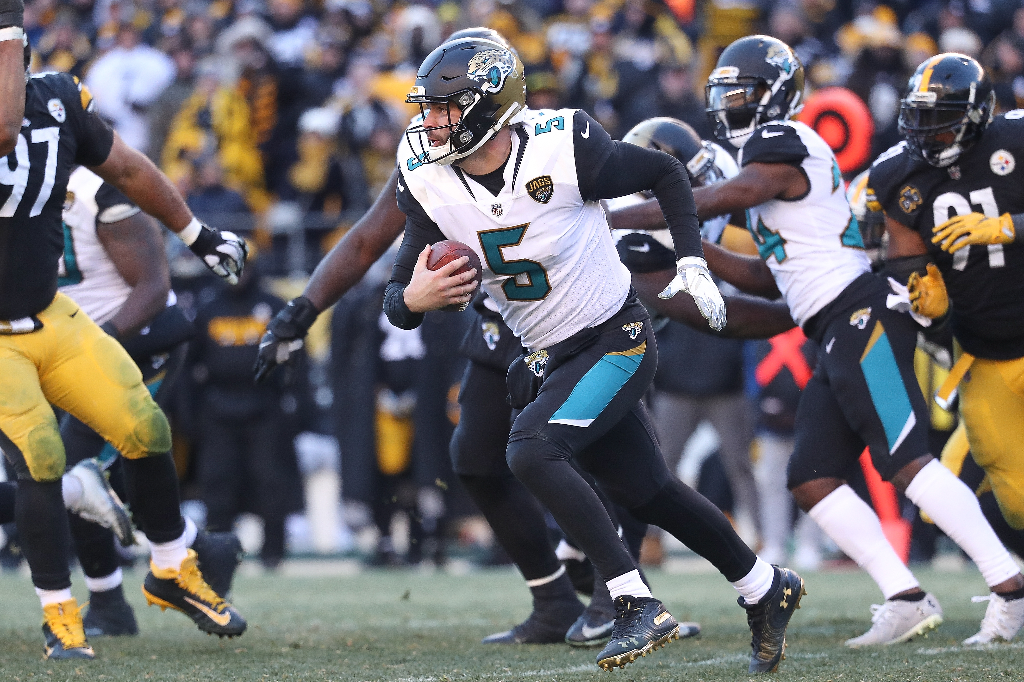 Jaguars are going to win the Super Bowl