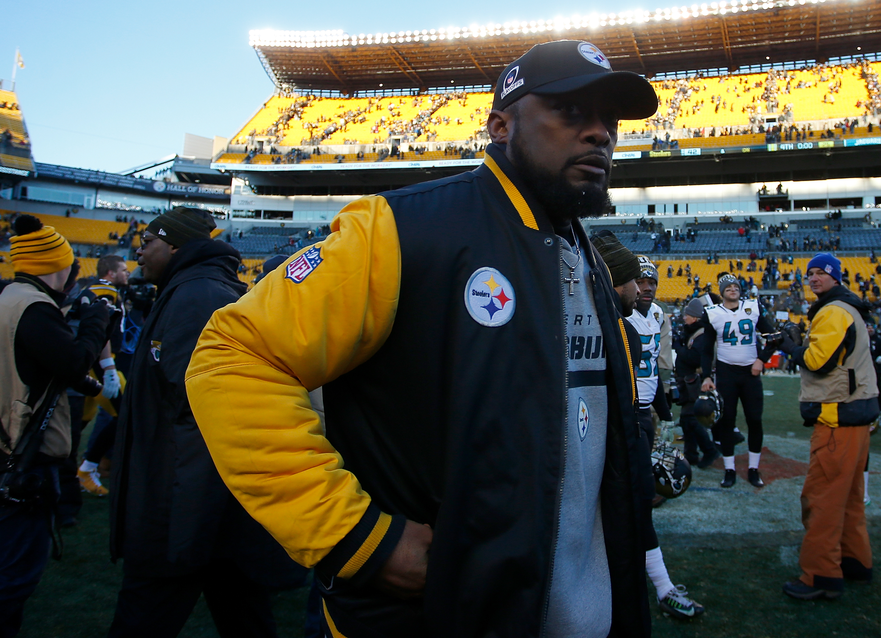 Steelers promote quarterbacks coach Randy Fichtner to offensive coordinator, replacing Todd Haley