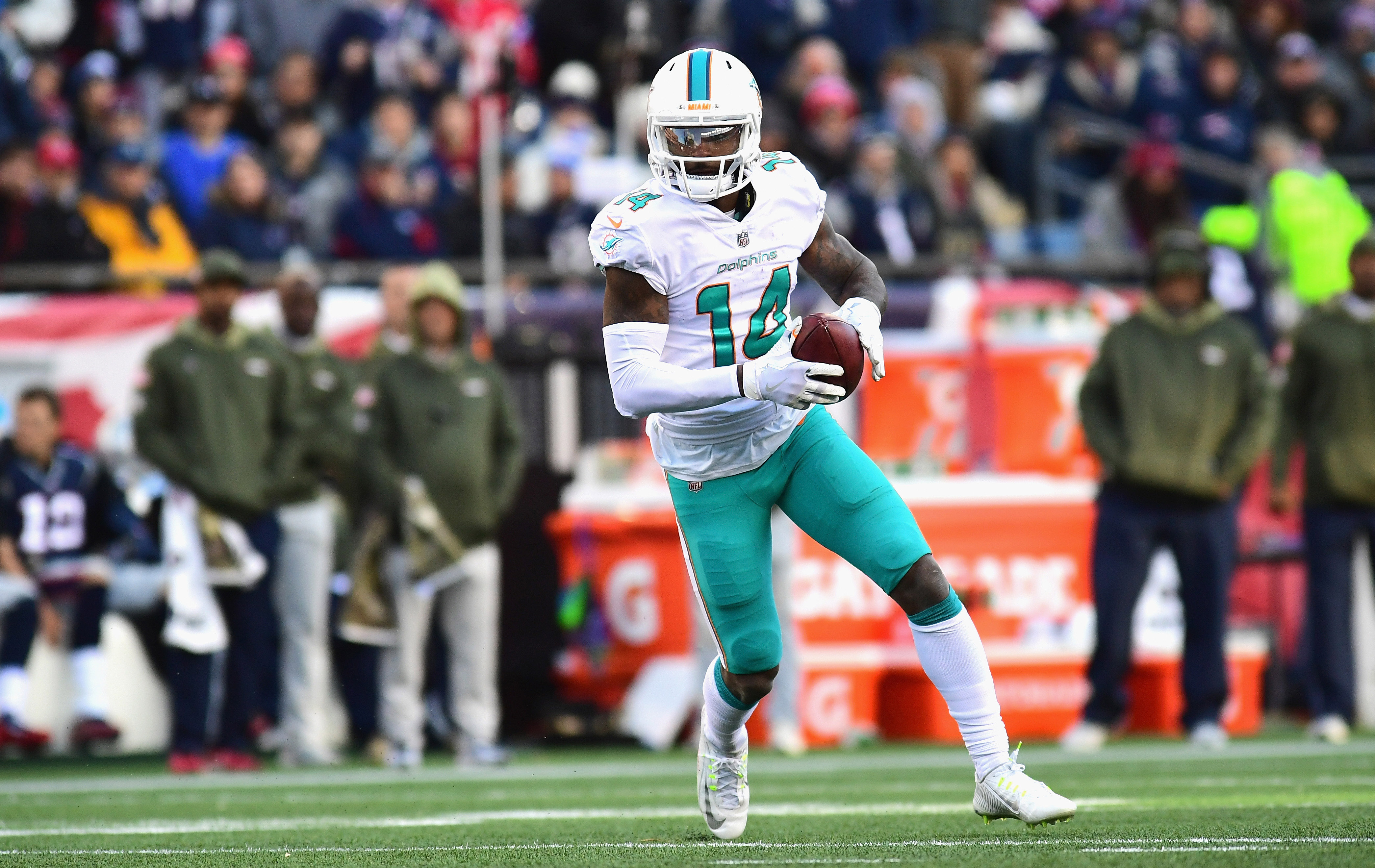 Dolphins might be laying groundwork to trade Landry
