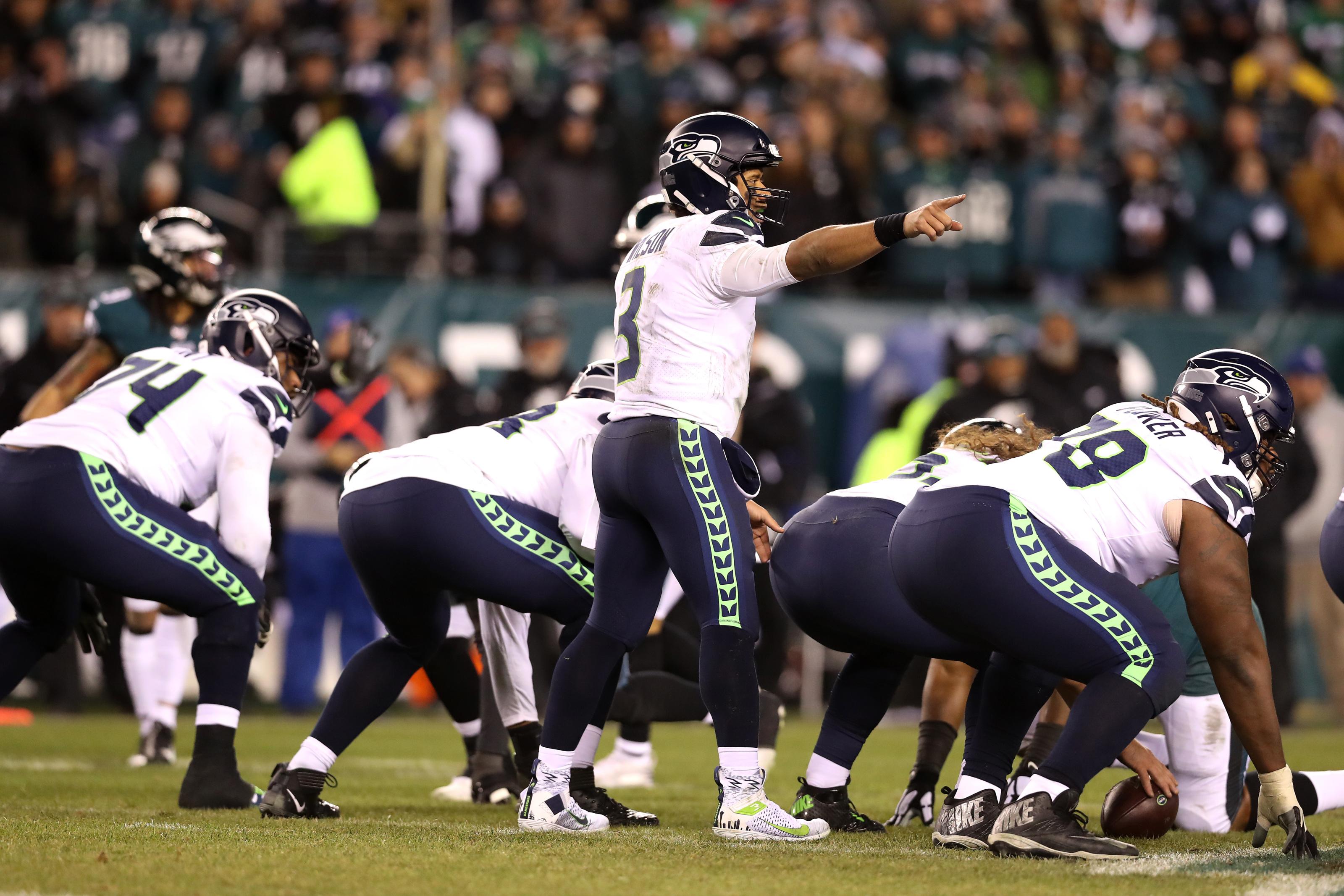 crear Vatio suspensión  Seattle Seahawks complete 7-round 2020 NFL mock draft - Page 3