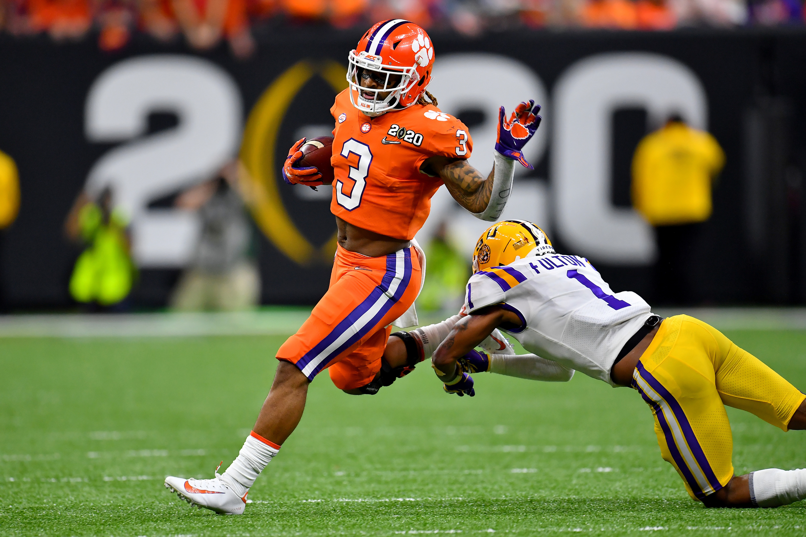 2021 NFL Draft: Clemson WR Amari Rodgers early scouting report