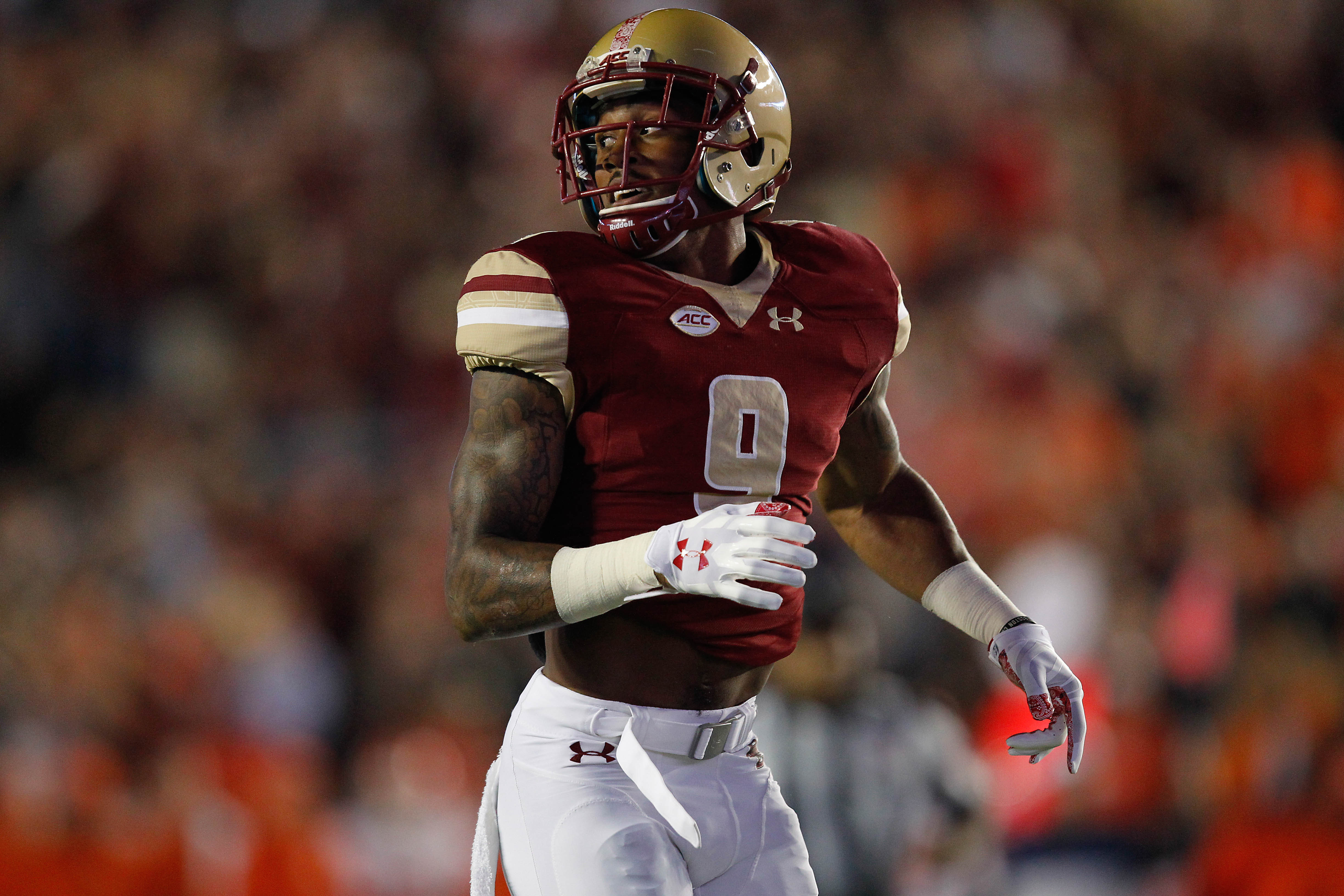 John Johnson, S, Boston College: 2017 NFL Draft Scouting ...