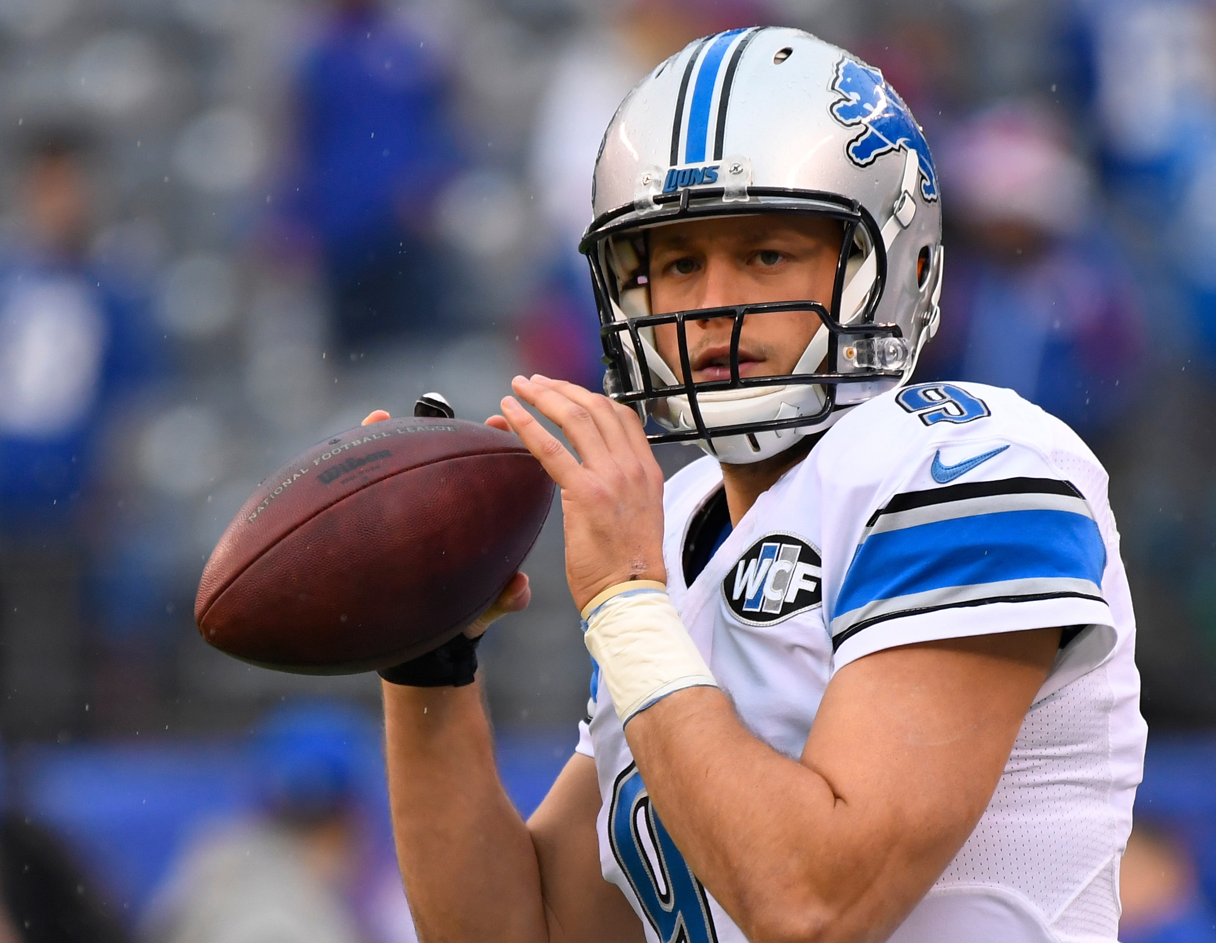 NFL Free Agency Five teams Matthew Stafford could start for in 2018