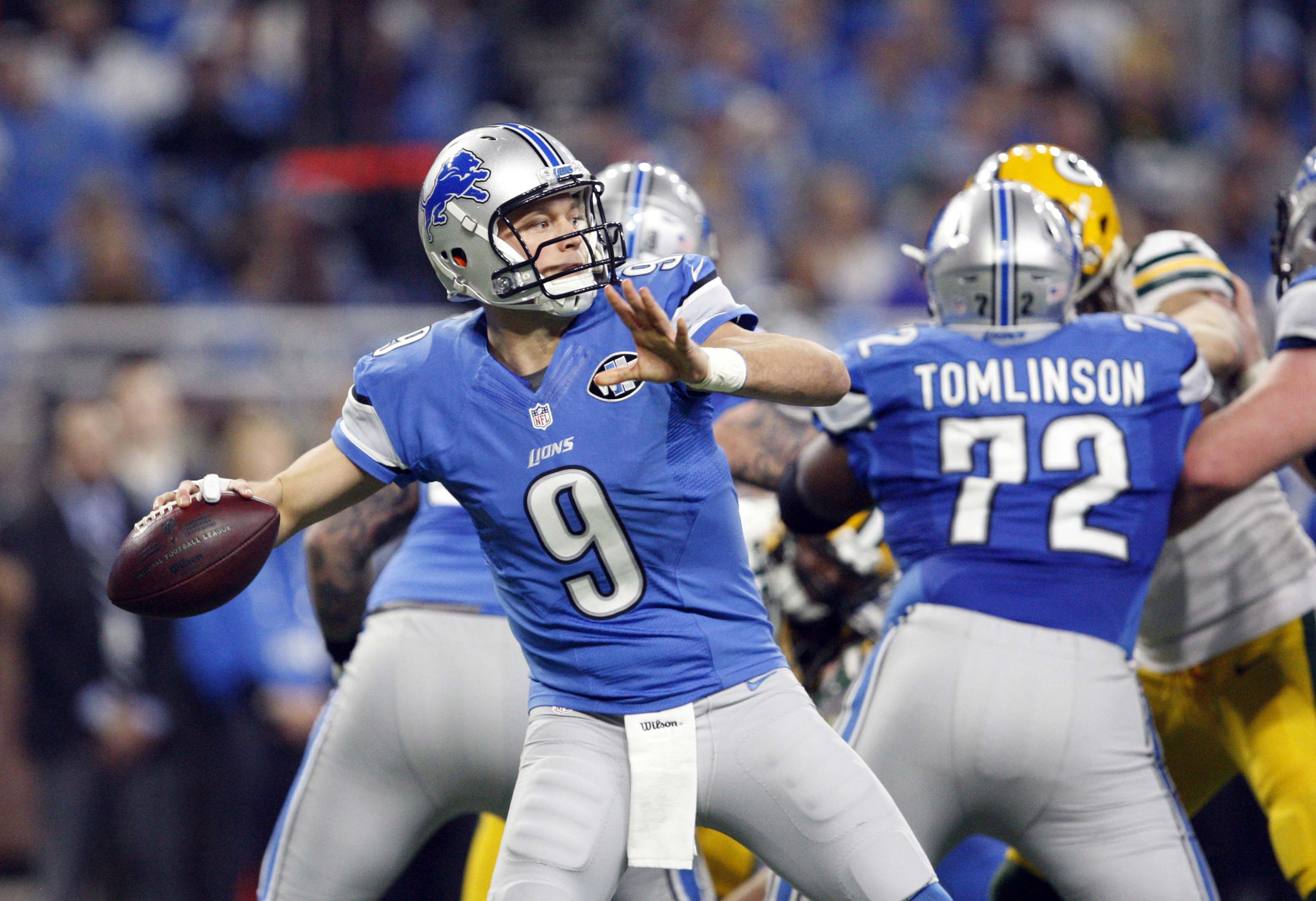 53899ddd ESPN Now Says Detroit Lions Have Top NFL QB Situation