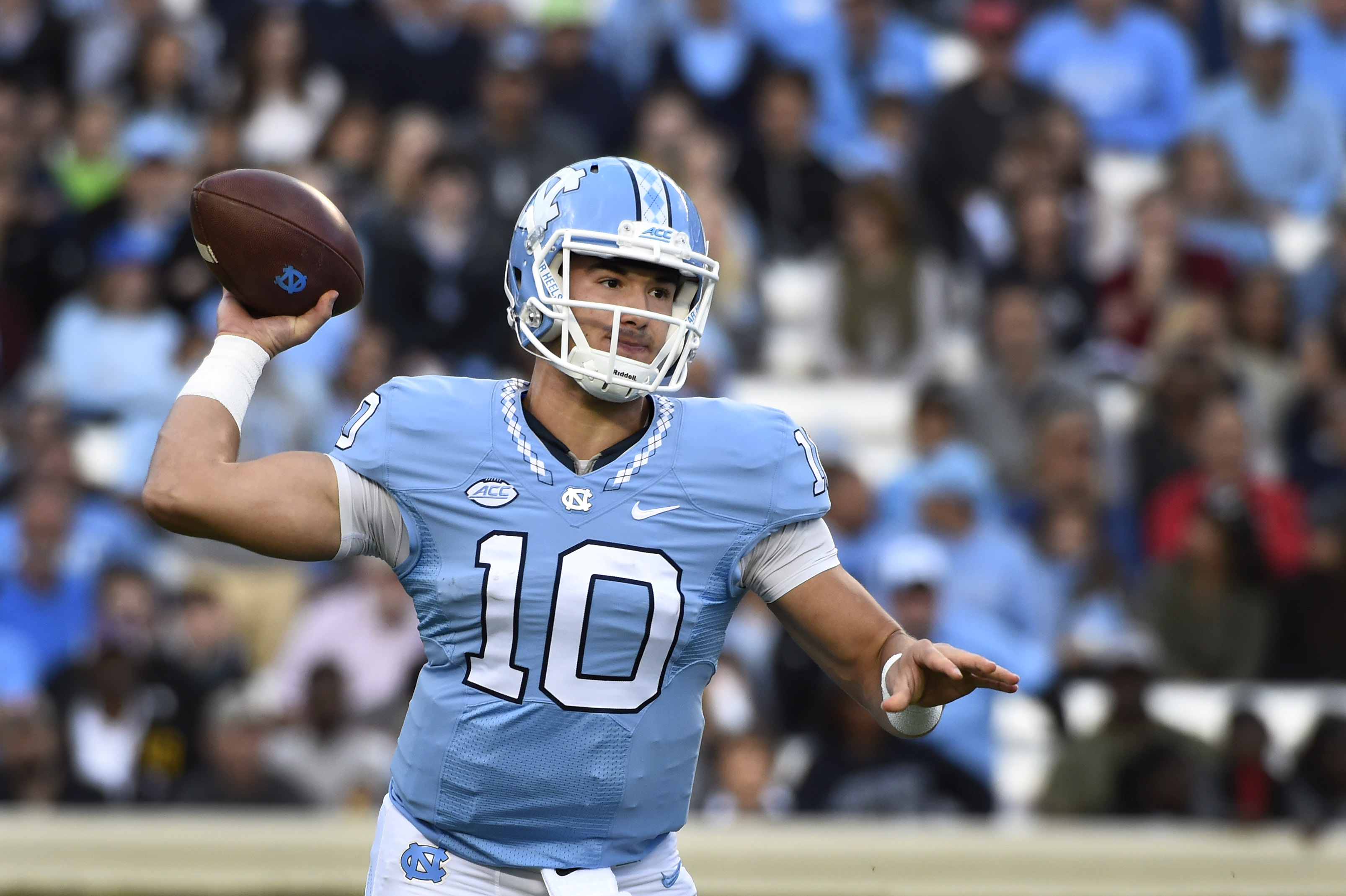 2017 NFL Draft  Why Mitch Trubisky Could Be The