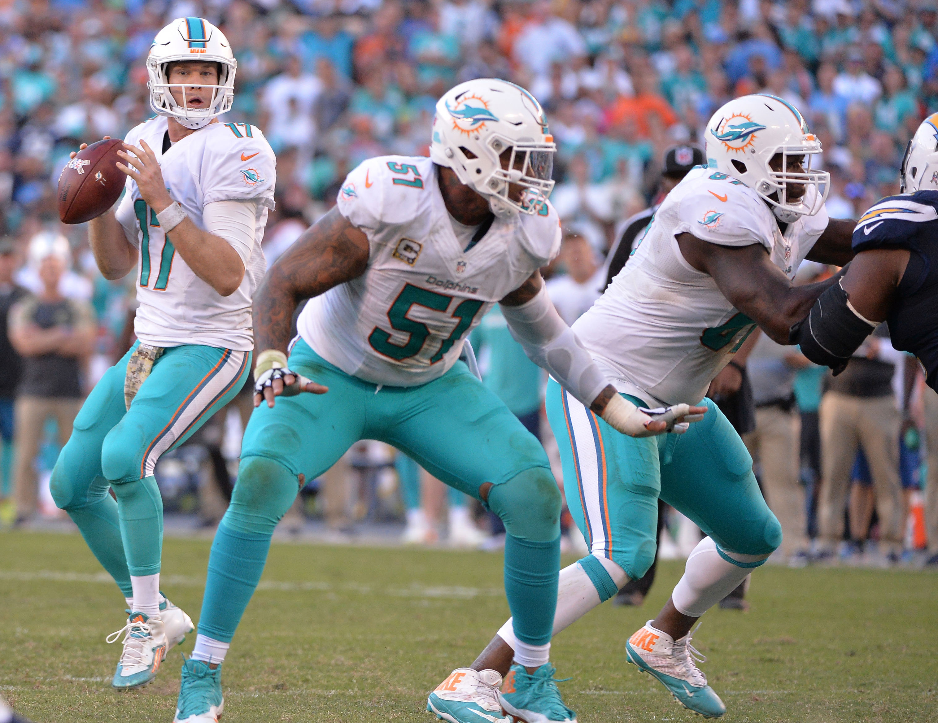 Laremy Tunsil Draft Day Misfortunes Paying f in Miami