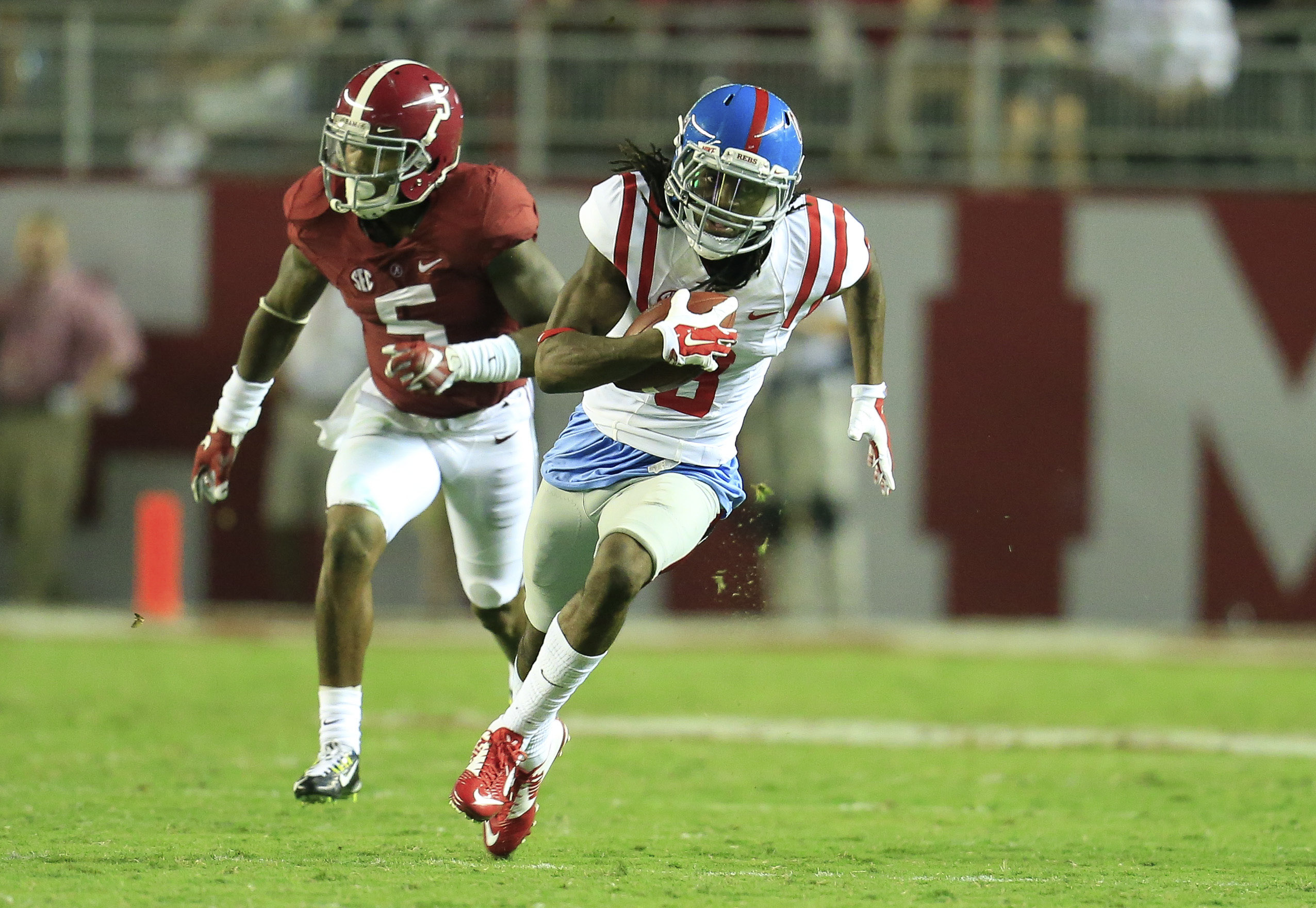 Quincy Adeboyejo, WR, Ole Miss: 2017 NFL Draft Scouting Report